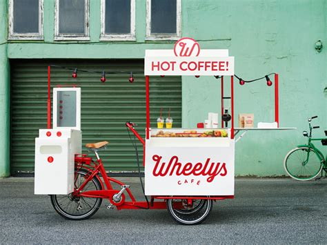 electric bike franchise cost bike powered coffee shops for the mobile generation