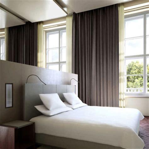 cortinas para hoteles tejido oscurante olmo ign 237 fugo para hoteles