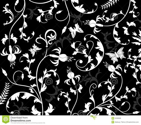 photography pattern vector abstract floral pattern vector stock vector image 2038998