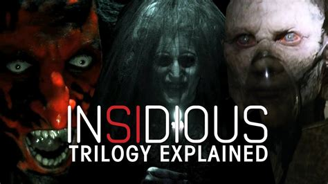 insidious film explained insidious trilogy explained chapters 1 3 youtube