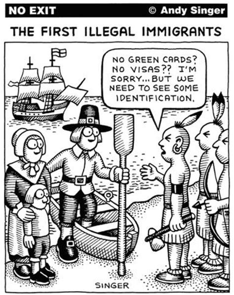 political cartoon about illegal immigration the approaching tempest immigration reform politicalgates