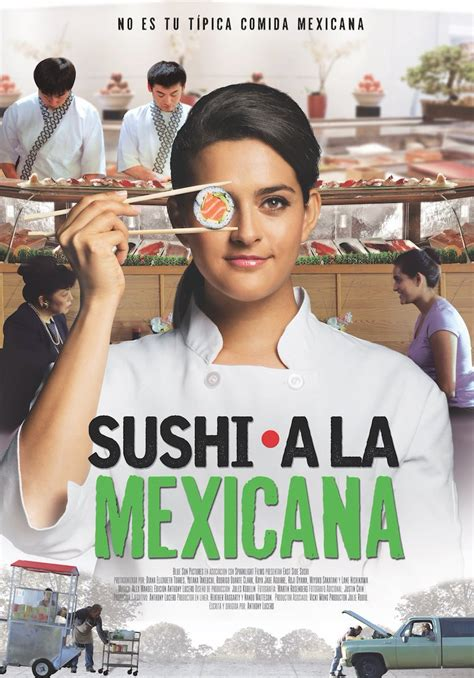 East Side Sushi 2014 Sushi A La Mexicana Cinepremiere
