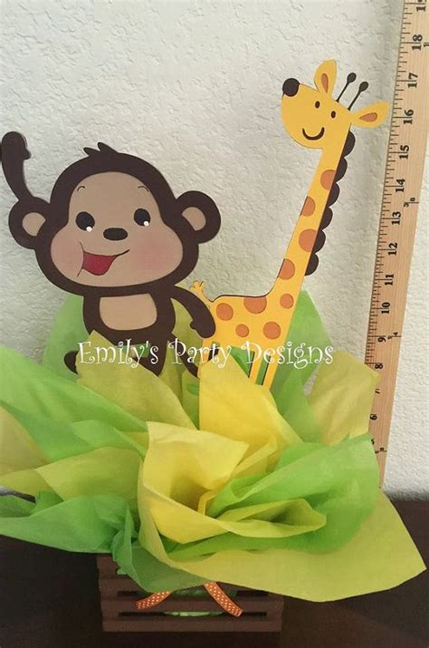 1000 ideas about safari centerpieces on