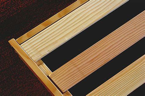 Wooden Slats for Bed Frames   Shepherd's Dream