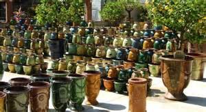 Decorated Vase Vase D Anduze The Vase Of Anduze