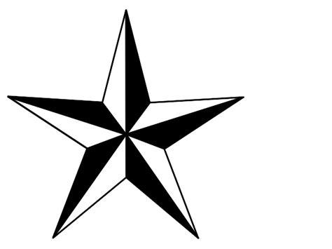 printable nautical star nautical star vector cliparts co
