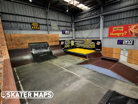 Skate Shed by The Shed Skatepark Skater Maps