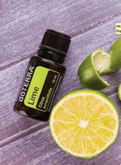 Doterra Lime doterra lime essential uses with diy and food recipes