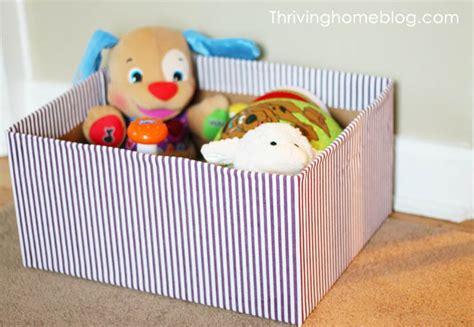 creative storage idea repurpose boxes