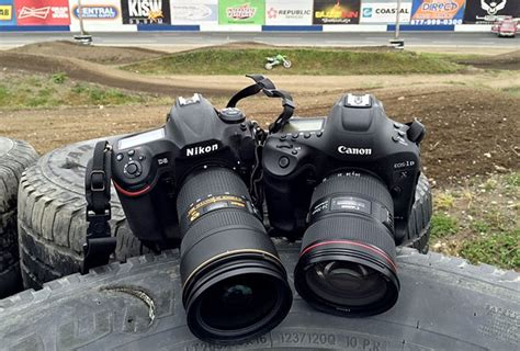 canon d5 fast machines shooting motocross with the nikon d5 and