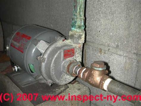 swing check valve orientation plumbing handheld showerhead backflow preventer home