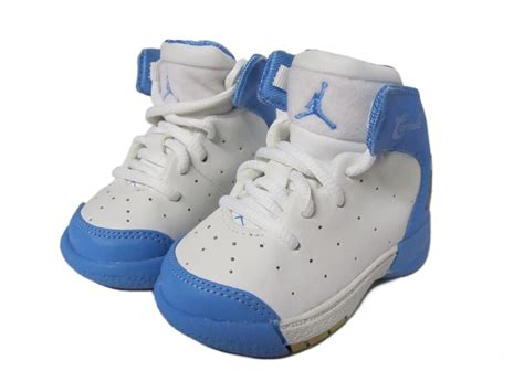 baby air shoes nike air carmelo melo 5 white blue baby boys
