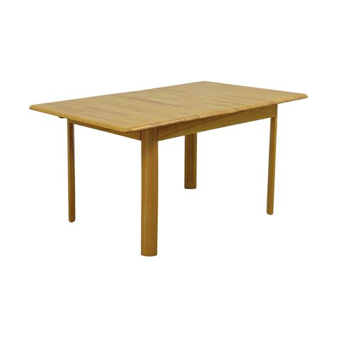 wood dining table with leaf 81 wood dining table with extension leaf