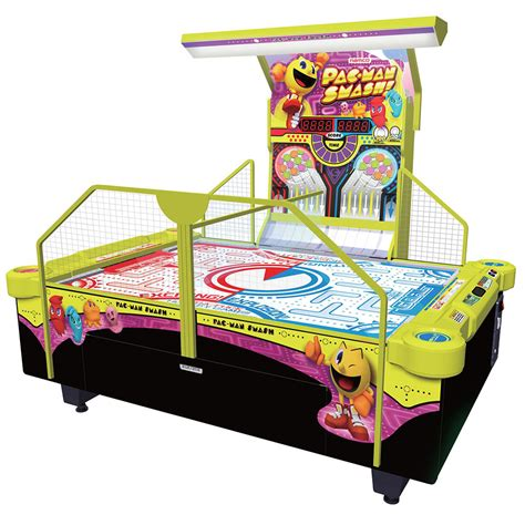 arcade air hockey table namco pac smash arcade air hockey table liberty