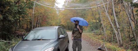 create  diy rain machine   great  camera