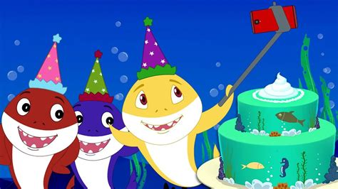 baby shark birthday theme baby shark happy birthday song sharks doo doo doo doo