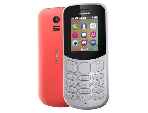 Nokia 130 Your Portable And Player 18 Inch Display nokia 130 2017 price in malaysia specs technave