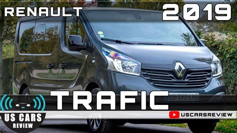 2019 Renault Trafic by 2019 Renault Trafic Review