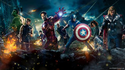 best avenger wallpapers hd wallpaper cave