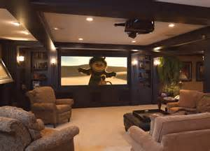 basement theater 8 home theater transformations audio impact