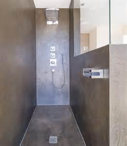 marmorputz dusche die fugenlose dusche trendig und chic farbefreudeleben