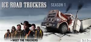Truck Driver Accessories Canada Road Truckers 1 5 Deadliest Roads 1 2 Alaska Canada