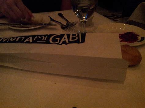 Mon Ami Gabi Gift Card - mon ami gabi delicious