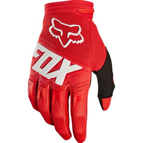youth motocross gloves 2018 fox racing youth dirtpaw race gloves red sixstar racing