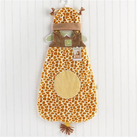 Piyama Cup Cake Sleepy Giraffe quot born to bewild quot giraffe snuggle sack cap