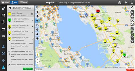 free map creation software free sales mapping software maptive