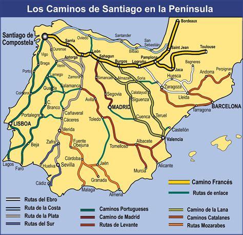 Camino De Santiago by Cus Stellae Los Caminos A Santiago Los Caminos A