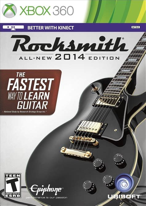 Guitar Now Available For Xbox 360 by Rocksmith 2014 Xbox360 скачать игру на Xbox 360 торрент