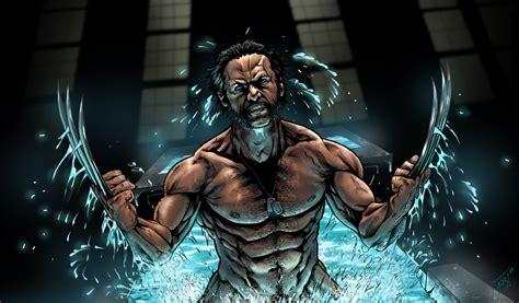wolverine origin the legend of superheroes wolverine
