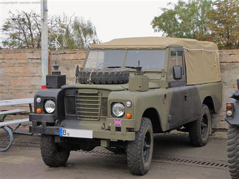 Land Rover 109 Original Erhaltenes Ehemaliges Fahrzeug