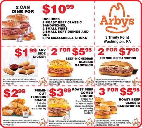 Free printable arbys coupons | Printable Coupons Online Arby S Coupons