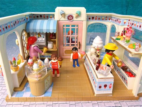 Get The Scoop And To The Home Shopping Network by Scoop Shop J S Playmobil
