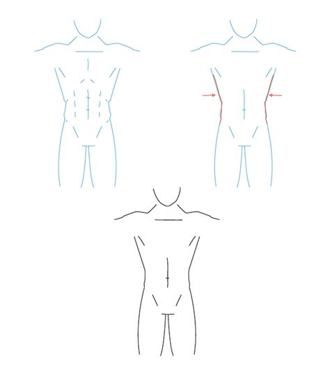 anime male body outline search results calendar 2015