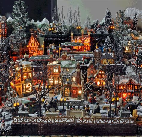 images of christmas village displays 17 best ideas about christmas village display on pinterest