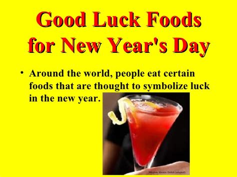 new years day food for luck food luck foods for new years day