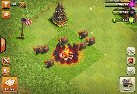 all clash of clans wall upgrades coc all wall breaker attack