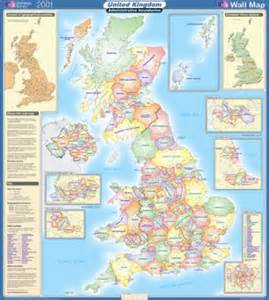 us map of county boundaries wall maps buy