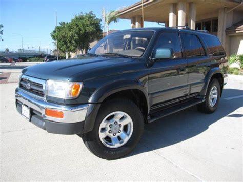 1998 Toyota 4runner Mpg 1998 Toyota 4runner Limited Mpg