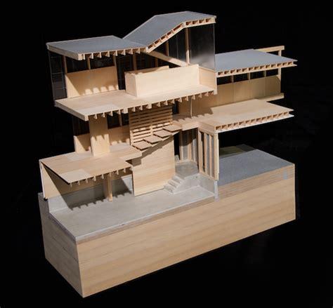 section model work house section model on behance