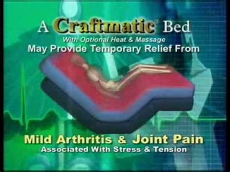 craftmatic adjustable beds commercial 1