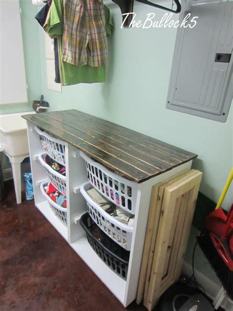 Diy Laundry Basket Dresser Organization Pinterest Diy Laundry