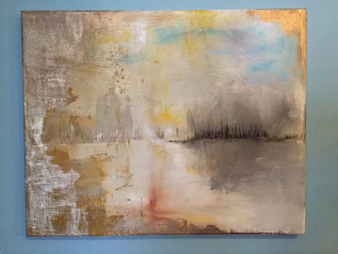 gold abstract painting gold leaf abstract cross paintings pictures to pin on