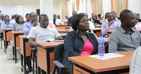 Mba Gh by Ugbs Orients Executive Mba Students Of