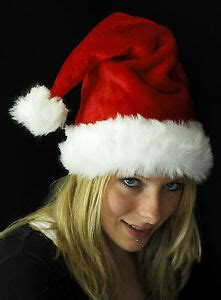 luxury santa hat luxury santa hat ebay