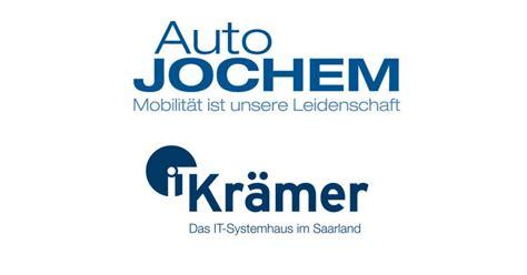 Autohaus Jochem by Kr 228 Mer It Und Auto Jochem Ein Pilotprojekt F 252 R Die