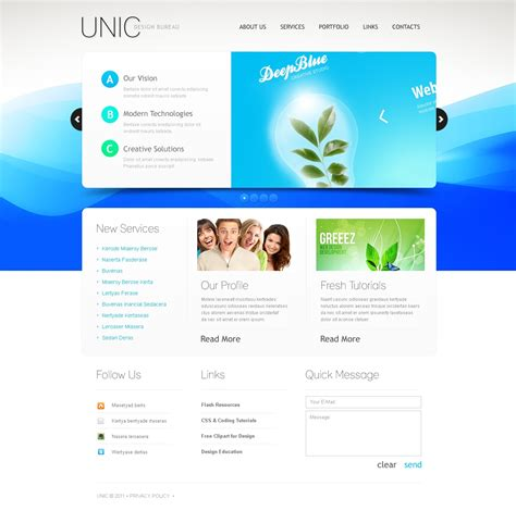 joomla template design software design studio joomla template 34341